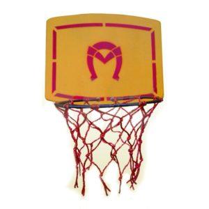 Щит баскетбольный 380х460мм для ДСК