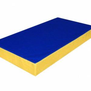 Мат гимнастический 1,0х0,5х0,1 метра