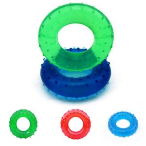Эспандер кистевой кольцо массажный