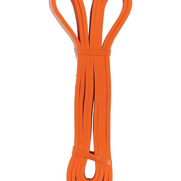 Эспандер (5-12 кг) INDIGO POWER BAND резиновая петля 2м ширина 1,3 см. Нагрузка: 5-12 кг.