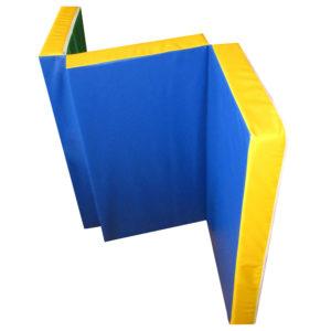 Мат гимнастический складной 1,5х1,0х0,1 метра