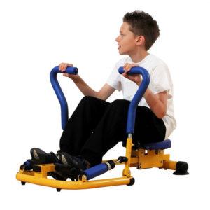 Гребной детский тренажер DFC VT-2500