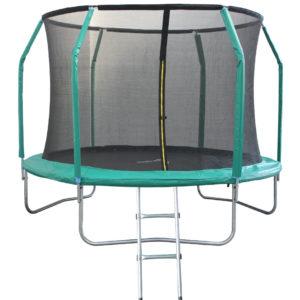 Батут 10FT 3,05м с защитной сеткой (внутрь) с лестницей