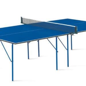 Теннисный стол Hobby 2 - любительский стол для использования в помещениях (с комплектом)