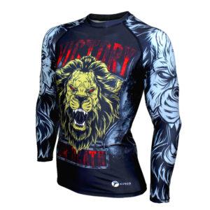 Рашгард для MMA Rusco Sport LION