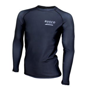 Рашгард для MMA Rusco Sport ONLY BLACK