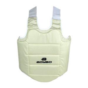 Защита корпуса для карате BoyBo белая